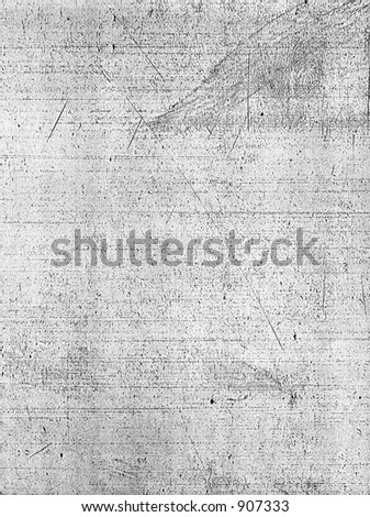 scratches part II - stock photo