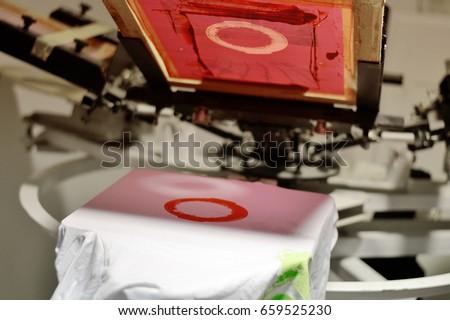 screen printing  #659525230