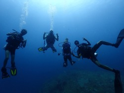 Scuba Diving in Havelock, Andaman Discover the Magical under water world by Scuba Diving the Ultimate Sites on Aqua Nomads exclusive Boat Nautilus. Every Dive site is different.