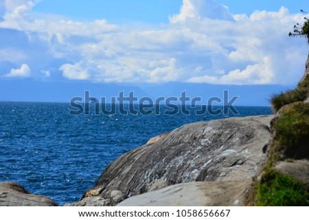 Sea and sky #1058656667