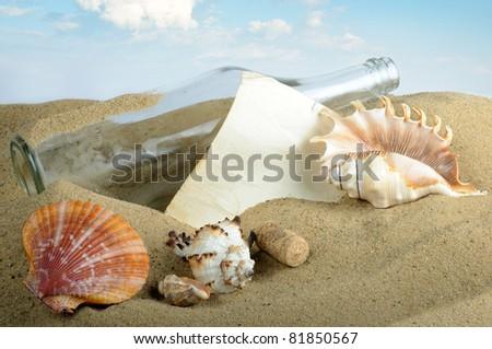 sea ??arrangement of empty messages