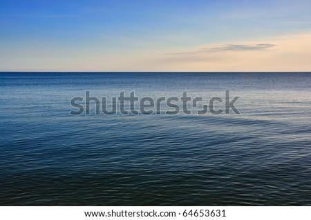 Sea at Huahin #64653631
