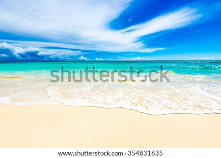 sea  beach  seascape. okinawa ...