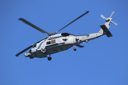 Sea hawk navy helicopter NSW