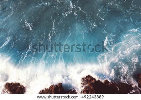 sea landscape background  water ...
