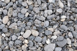 Sea ocean stones background texture