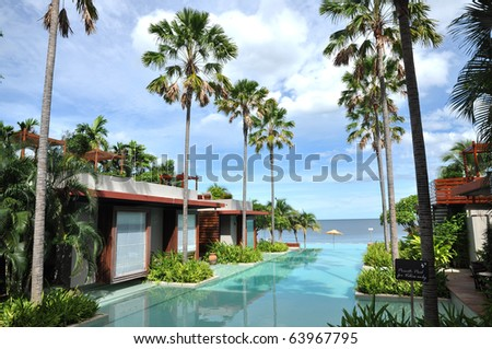 Sea Palm Tree Resort Swimming Pool