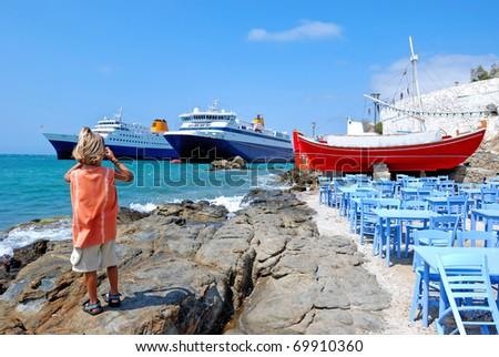 sea port
