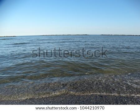 sea , sand, beach nature #1044210970