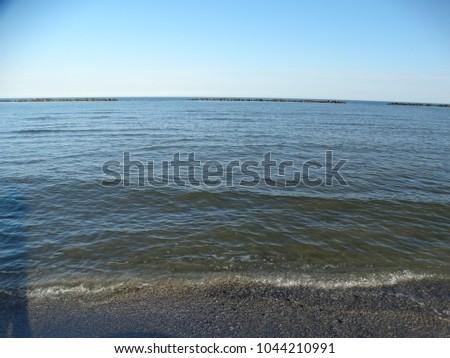 sea , sand, beach nature #1044210991