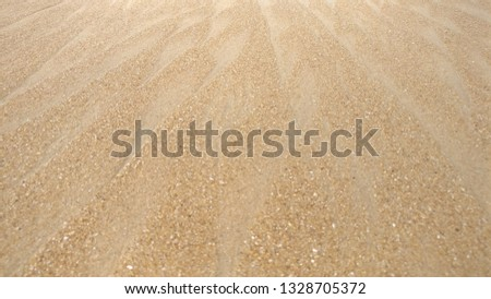Sea Sand with Sea Water #1328705372