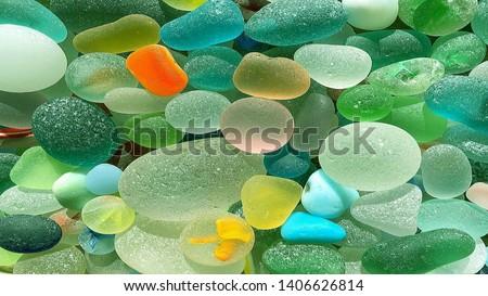 Sea Stones Awesome HD Photo