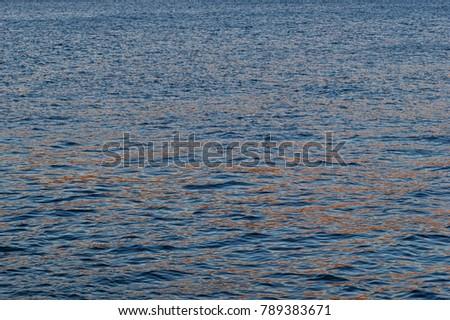 Sea surface pattern #789383671