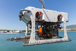 Sea-trials of remotely operated vehicle
