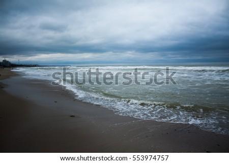 sea wave #553974757