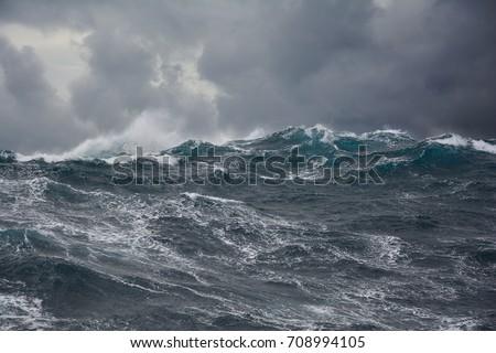 sea wave atlantic ocean