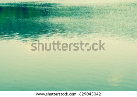 sea wave close up, abstract background blue green water texture, summer wallpaper #629045042