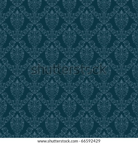 Seamless background for retro design - stock photo