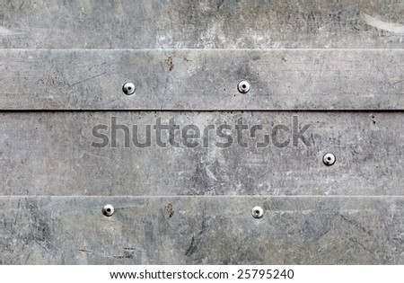 seamless banded grunge metal texture