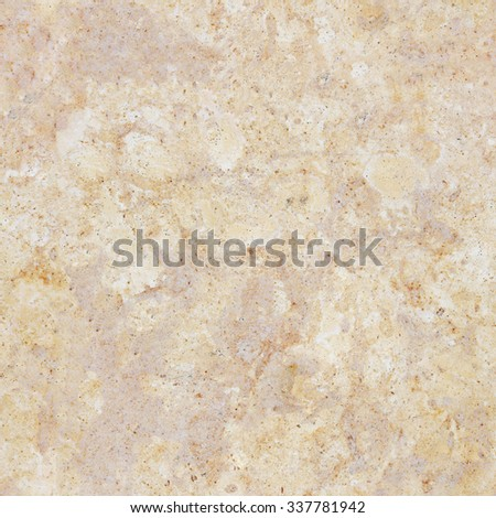 Seamless Beige Marble Stone Wall Texture Tiled Cream Background With Natural Pattern