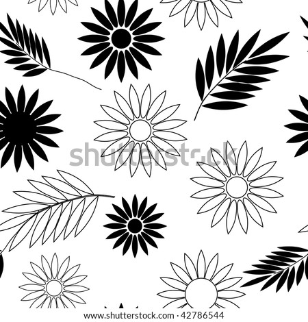 black and white flowers wallpapers. Black And White Flower Wallpaper Desktop. and white flower wallpaper