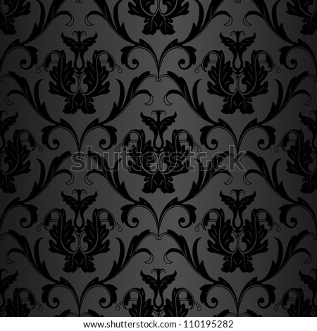 AGED BLACK AND BEIGE TUSCANY DIAMOND WALLPAPER - All 4 Walls Wallpaper