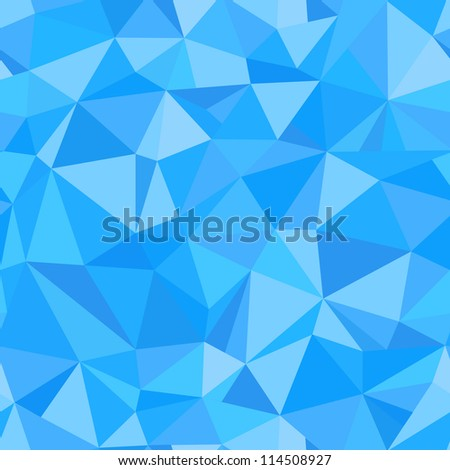 seamless - blue brilliant pattern