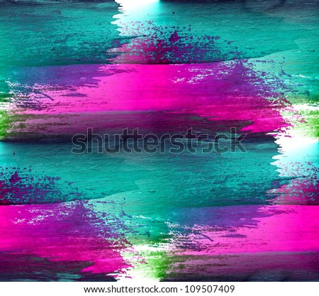 seamless blue green purple pink art macro texture watercolors background