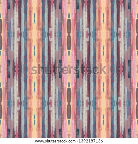 seamless brushed painting pattern with tan, dim gray and gray gray colors. endless background for wallpaper, fashion design or printable products.