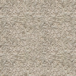 Seamless Carpet Texture with Long Nap. Fabric Material with a Long Pile Beige Color. Repeating Pattern of Tissue Structure