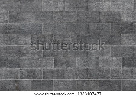 seamless ceramic tiles pattern wall fragment #1383107477
