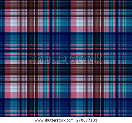 seamless checks textile pattern. gingham woven checks. madras style pattern. digitally created background design.