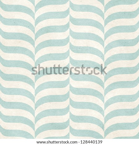Seamless chevron pattern on paper texture