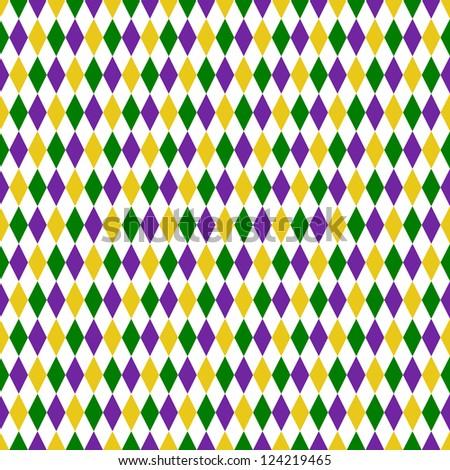 Seamless Diamond Pattern