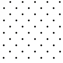 seamless dots background over white background