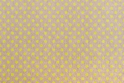 Seamless dotted craft paper,yellow polka dot pattern on craft paper