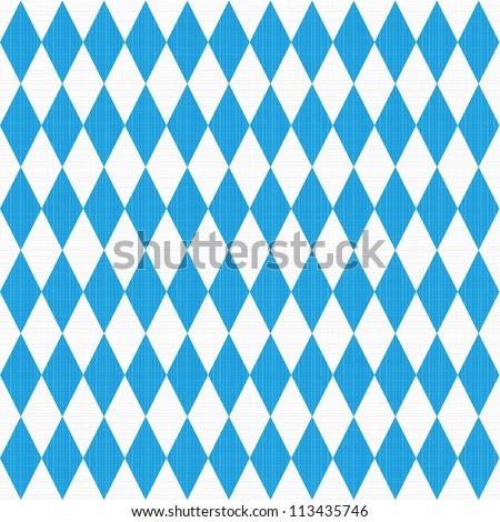 Seamless (Easy To Repeat - You See 9 Tiles ) Oktoberfest And