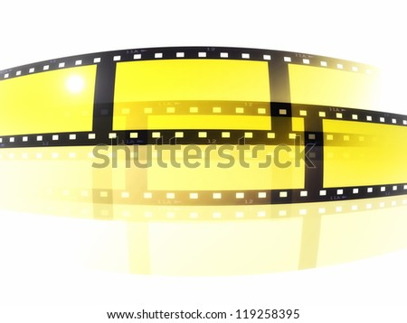 seamless film roll background, texture
