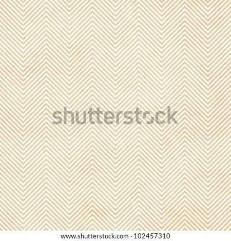Seamless fine chevron pattern on paper texture