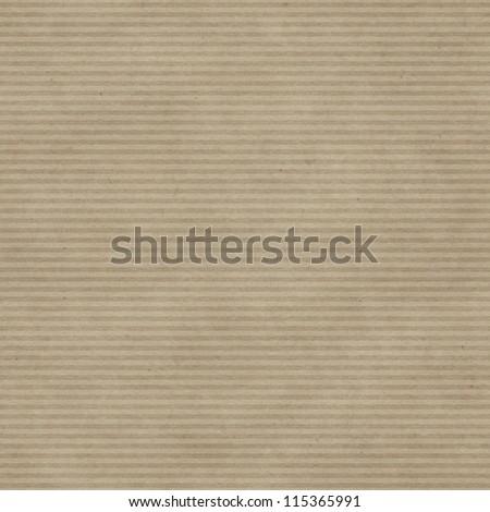 Seamless fine horizontal strokes pattern on paper texture