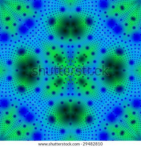 fractals wallpaper. Seamless Fractal Wallpaper
