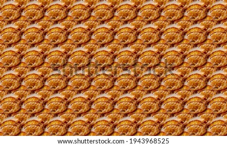 Seamless Fruits Pattern. Seamless pattern can be used for wallpaper, pattern fills, web page background, surface textures.