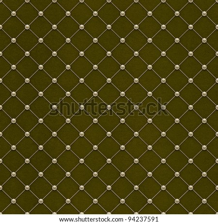 Seamless Gold Grid
