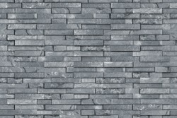 seamless gray slate stone rock wall texture modern  design pattern background