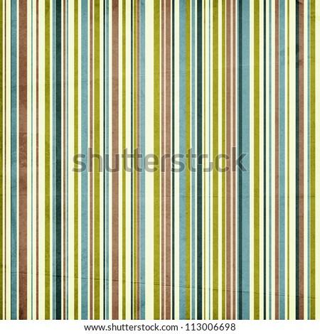 Seamless green-beige  pattern