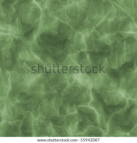 seamless green marble