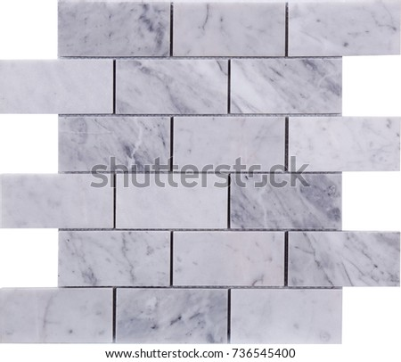 seamless grey marble Mosaic pattern, abstract pattern colorful mosaic wall texture wall background. #736545400