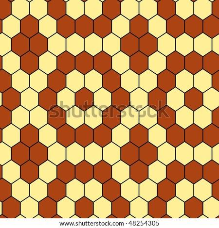 Hexagon Cattle Flooring Concrete Imprint Roller | Speedcrete