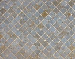 seamless metallic ceramic tiles