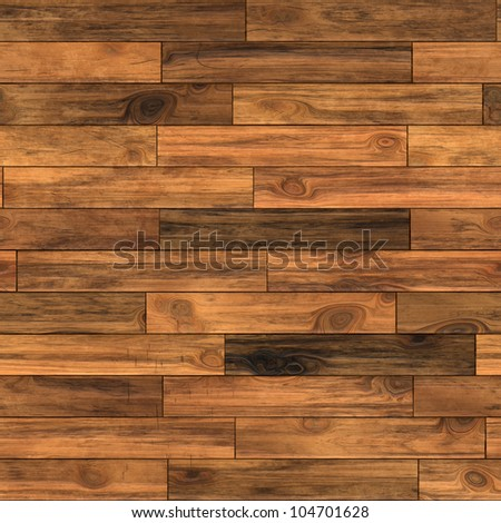 Seamless old wood texture illustration
